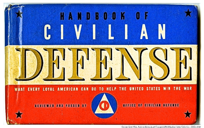 GOGA-1766-Janet-Choynski-Fleishhacker-Bates-Collection-Handbook-of-Civilian-Defense