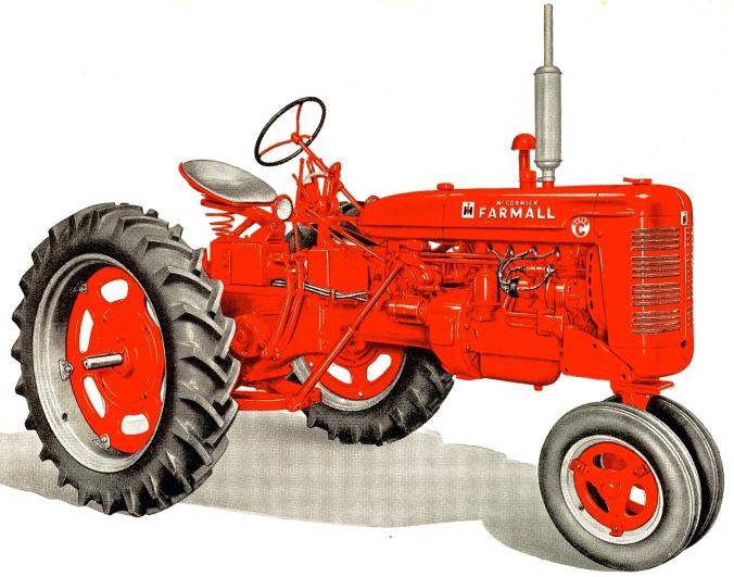 McCormick_Farmall_Super_C_1953